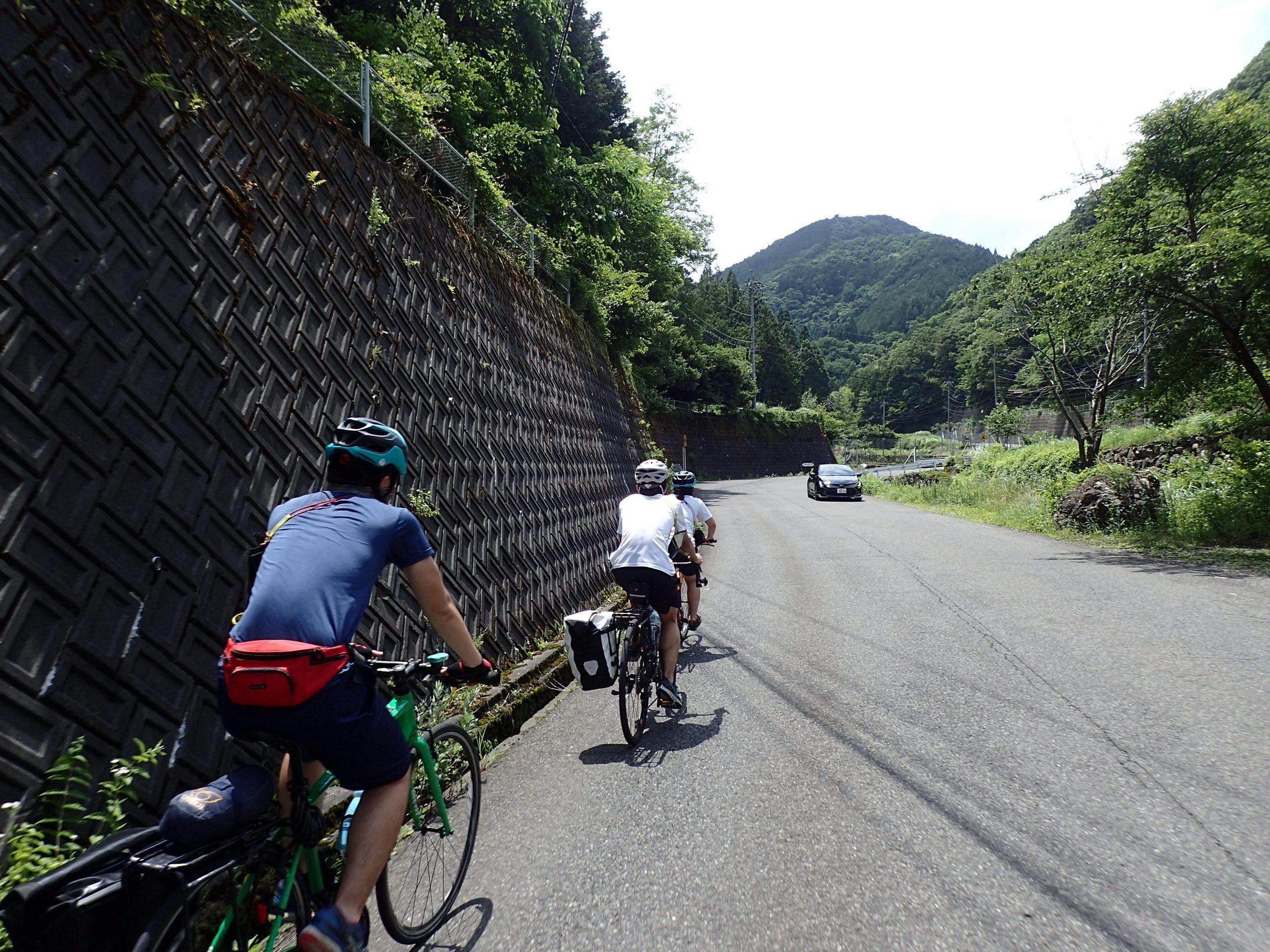 2020/6/21 大垂水・雛鶴峠自転車W-ing