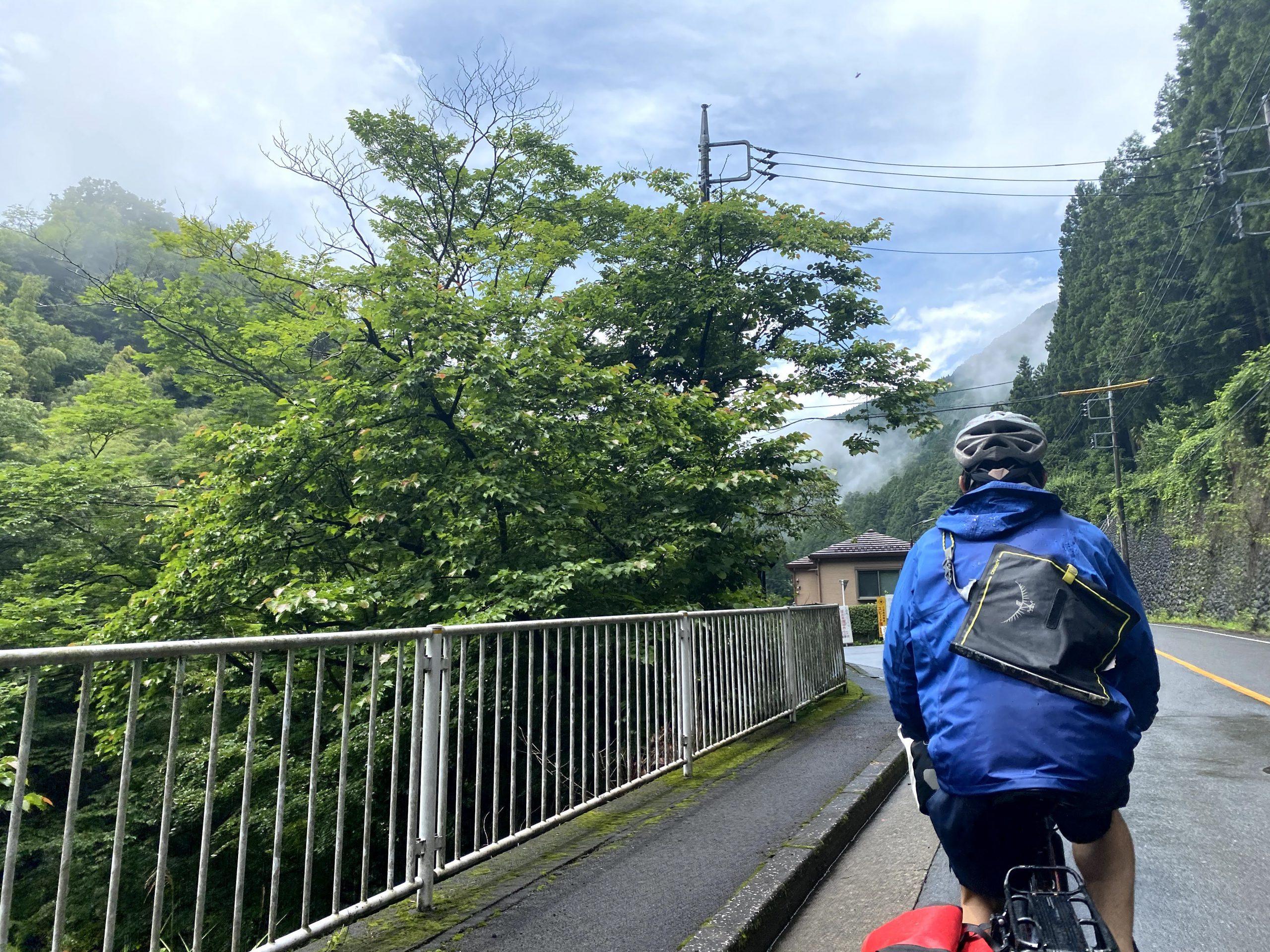 2020/7/11 風張峠 自転車W-ing